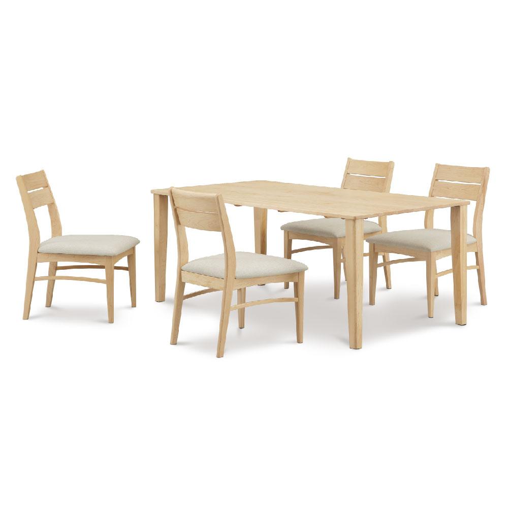 W1500テーブル+イス×4脚