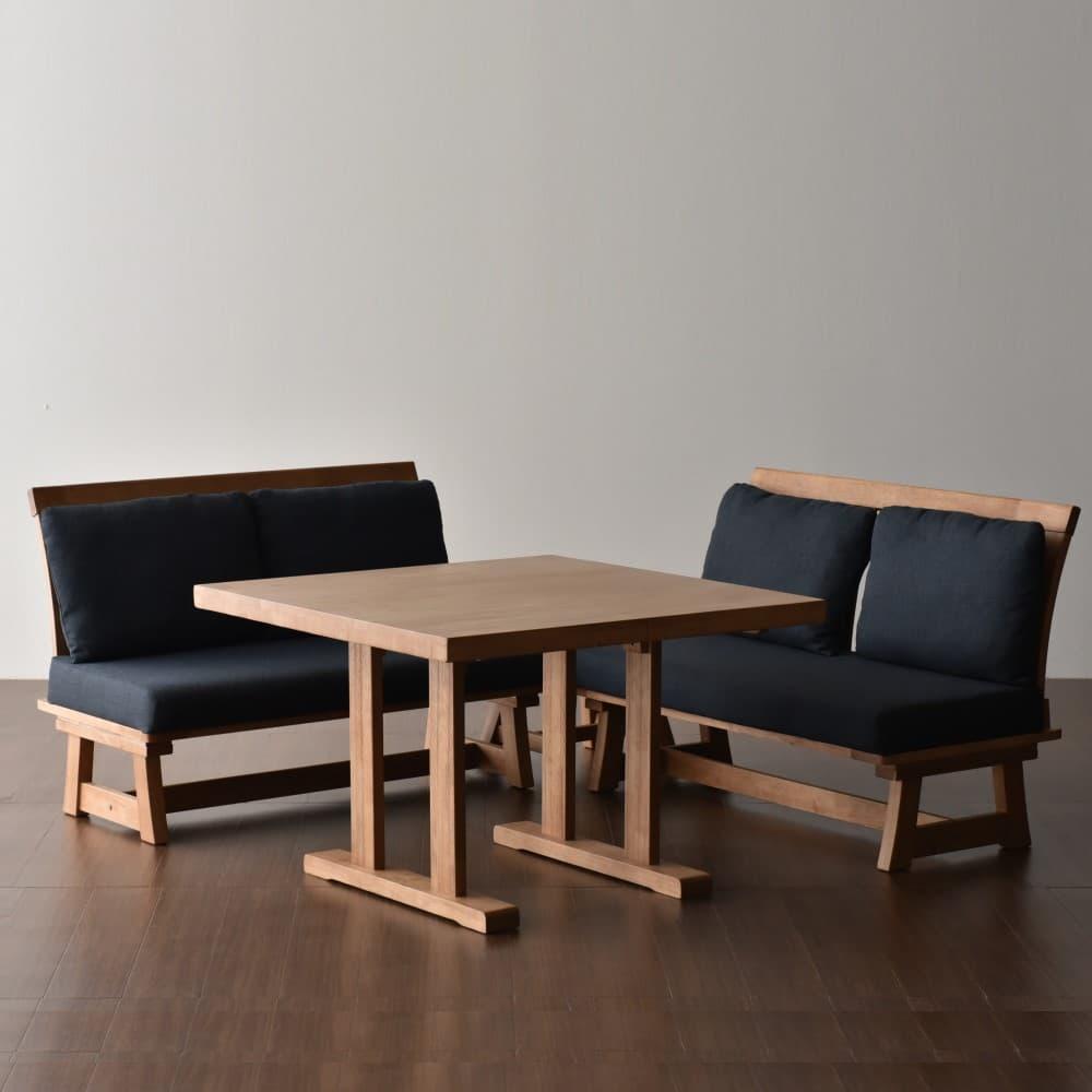 W1000テーブル+3P+2P+コーナーテーブル