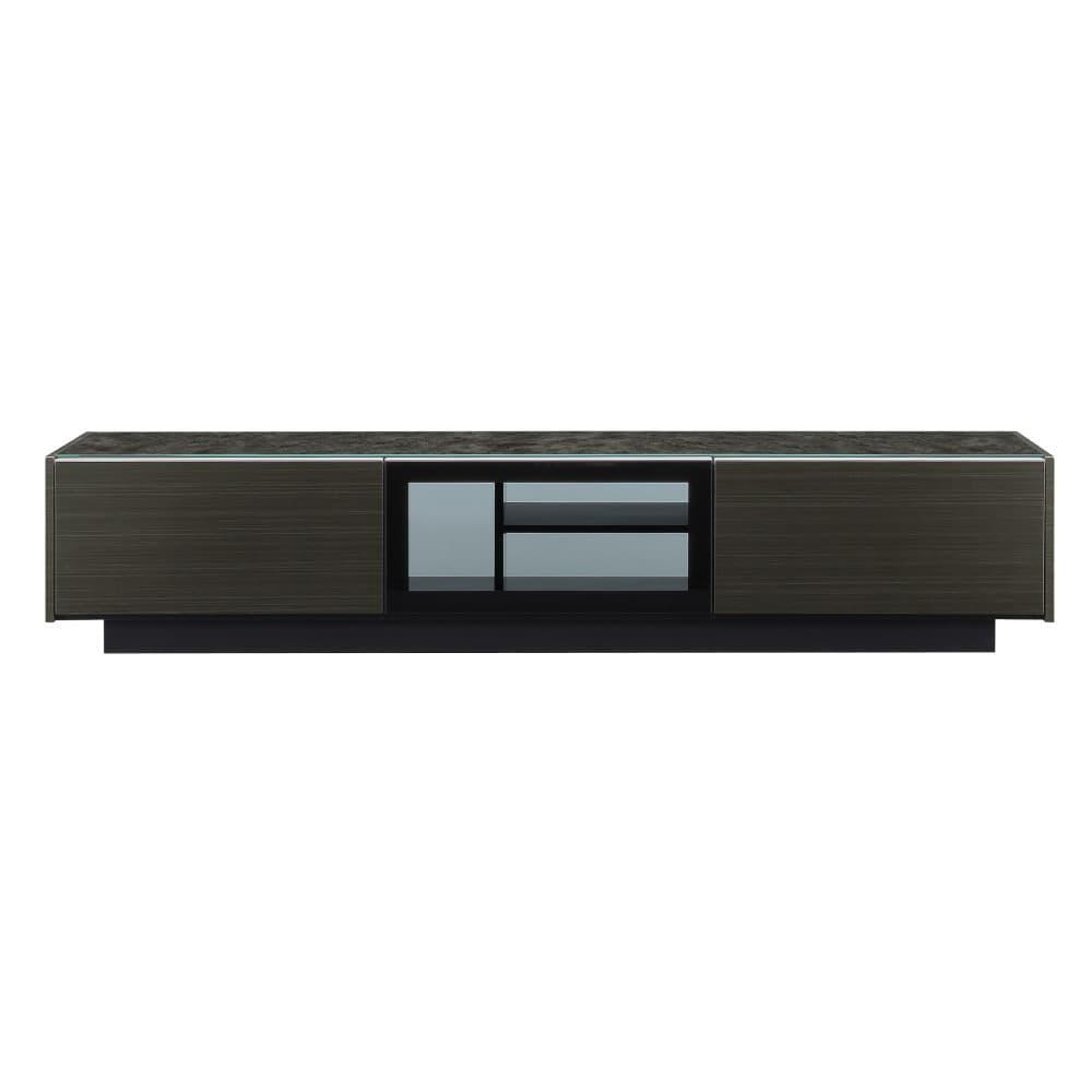 W2200TV 前板 ミッドナイト色、天板 ブラック色